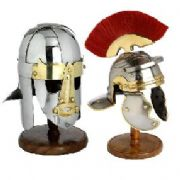 Mini Helmets With Stands